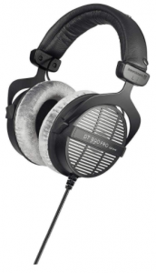 Beyerdynamic 459038 DT 990 Pro Over-Ear Open Back Studio Headphones
