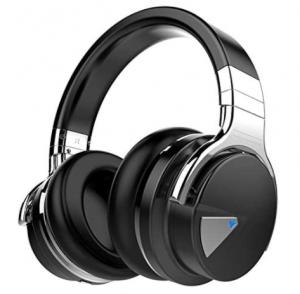 Cowin E7 Deep Bass Bluetooth Over-Ear Headphones