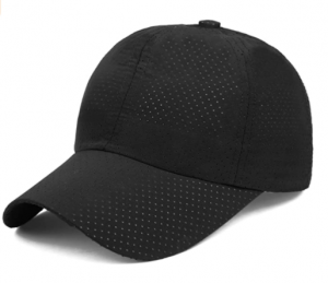 Ellewin Baseball Cap Quick Dry Mesh Back Cooling Sun Hat