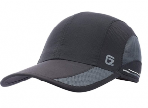 Gadiemkensd Lightweight Breathable Quick Dry Sports Cap