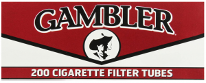 Gambler King Size Filter Cigarette Tubes