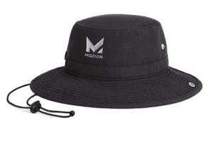 Mission Cooling Bucket Wide Brim Hat