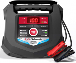 Schumacher SC1280 Rapid Battery Charger and 15A Maintainer