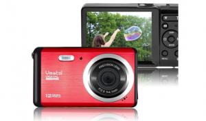 Vmotal HD Mini Digital Camera with 2.8 inch LCD