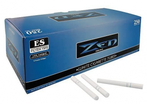 Zen Light King Size Cigarette Tubes