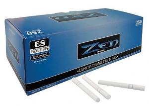 Zen Light King Size Cigarette Tubes
