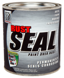 KBS 4415 Cold Galvanizing Rust Seal Coating