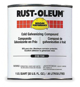 Rust-Oleum 206194 Cold Galvanizing Compound