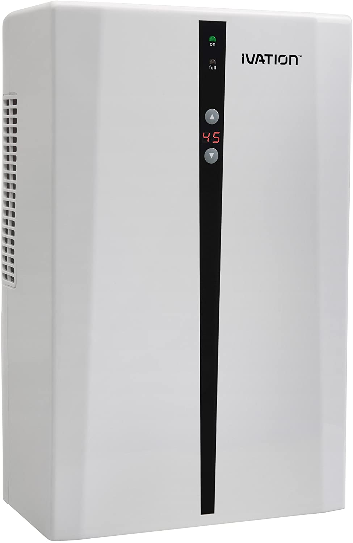 Ivation-IVADM45-Intelligent-Dehumidifier