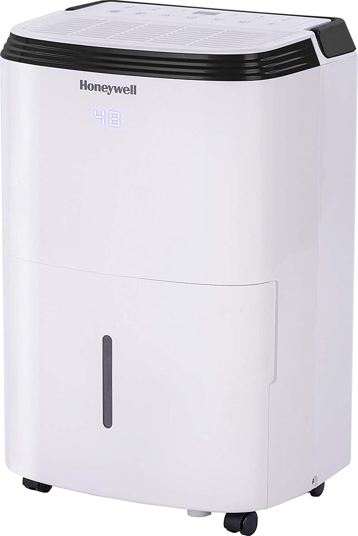 Honeywell-White-TP50WK-Dehumid