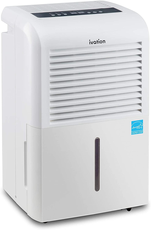 Ivation-Energy-Star-Dehumidifier