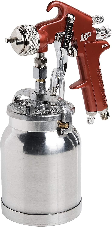 Astro Pneumatic Tool 4008 Spray Gun, LVLP spray gun for woodworking