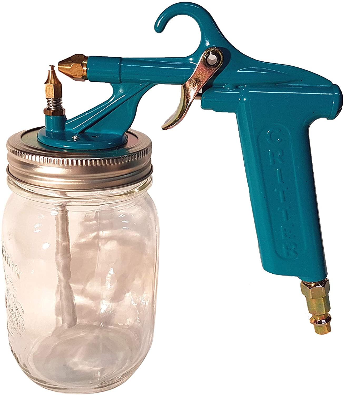 Critter 22032 118SG Siphon Gun, Best Budget Latex Paint Sprayer
