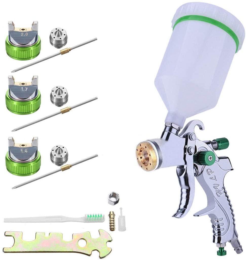 HVLP Gravity Feed Air Spray, Best sprayer for budget