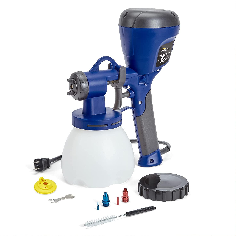 HomeRight C800971 Paint Sprayer, Spray Gun for Various Surfaces