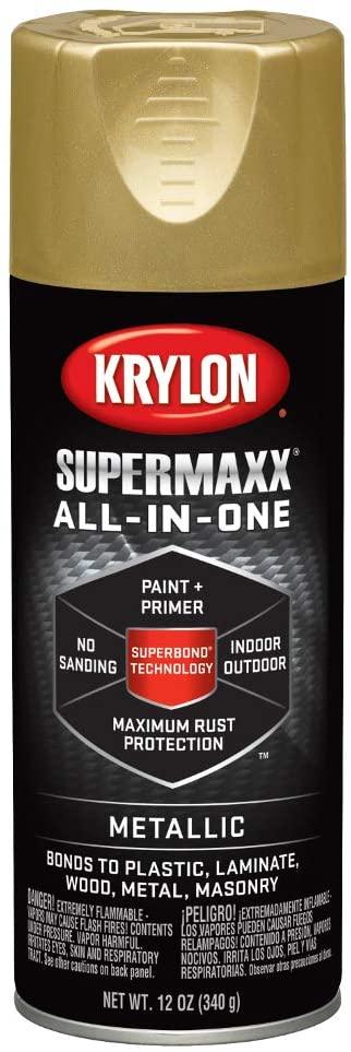Krylon K08973007 Spray Paint, All in One Spray Paint