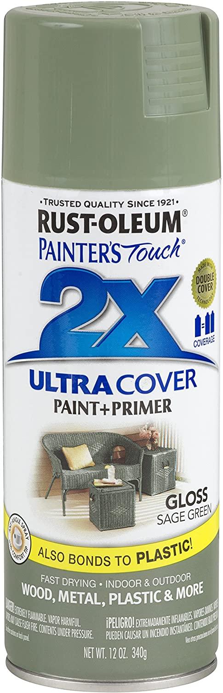 Rust-Oleum 249094 Spray Paint, Best Spray Paint for Wood