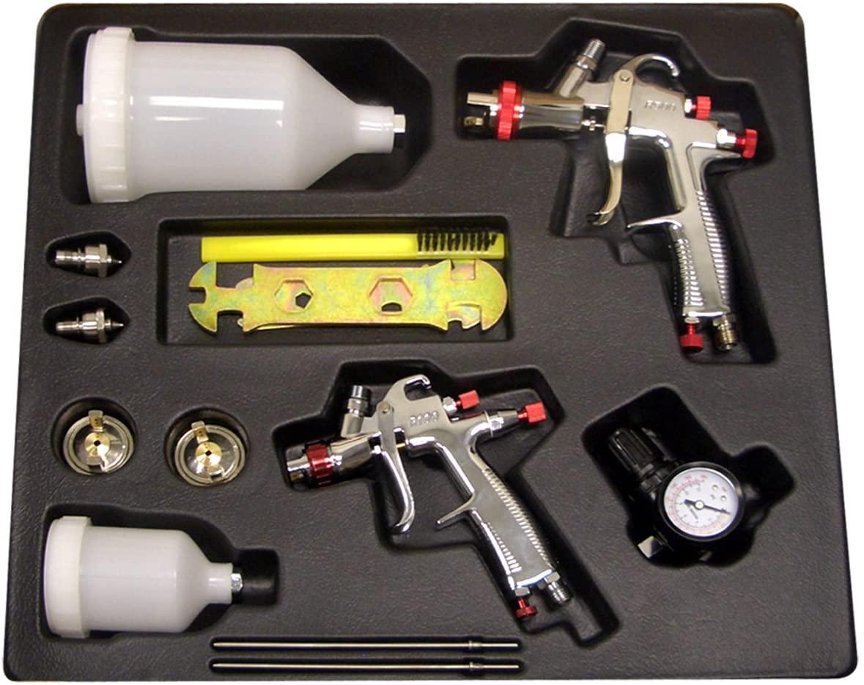 SPRAYIT SP-33500K Spray Gun, Gravity Feed Spray Gun Kit