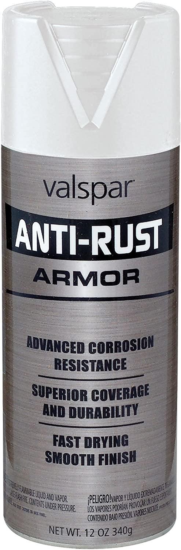 Valspar 21955 Clear Gloss Enamel, High Protective Spray Paint