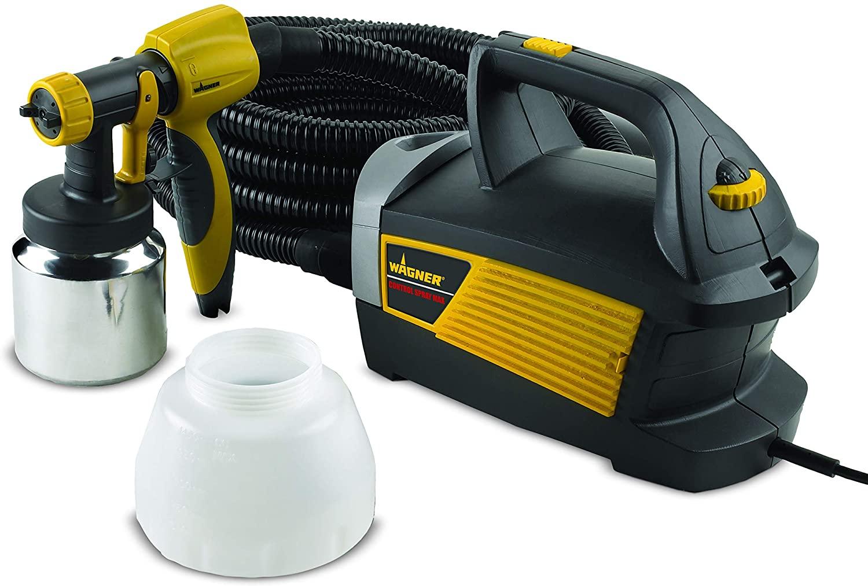 Wagner Spraytech 0518080 Stain Sprayer, Best HVLP Paint Sprayer for Latex Paint