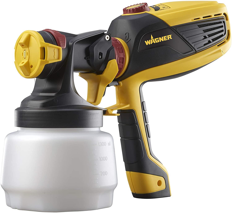 Wagner Spraytech 0529010 Sprayer, Best Handheld HVLP Paint Sprayer