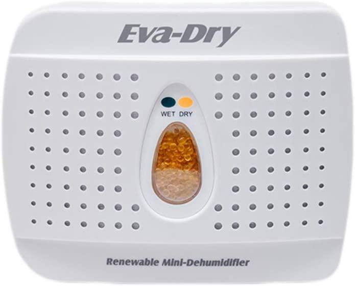 Eva-Dry (E-333) Dehumidifier, Cordless Dehumidifier for Bathroom