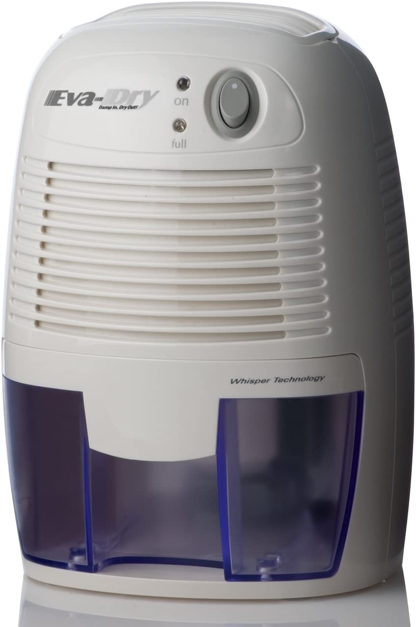 Eva-dry Edv-1100 Dehumidifier, Best Dehumidifier for Bathroom Quiet