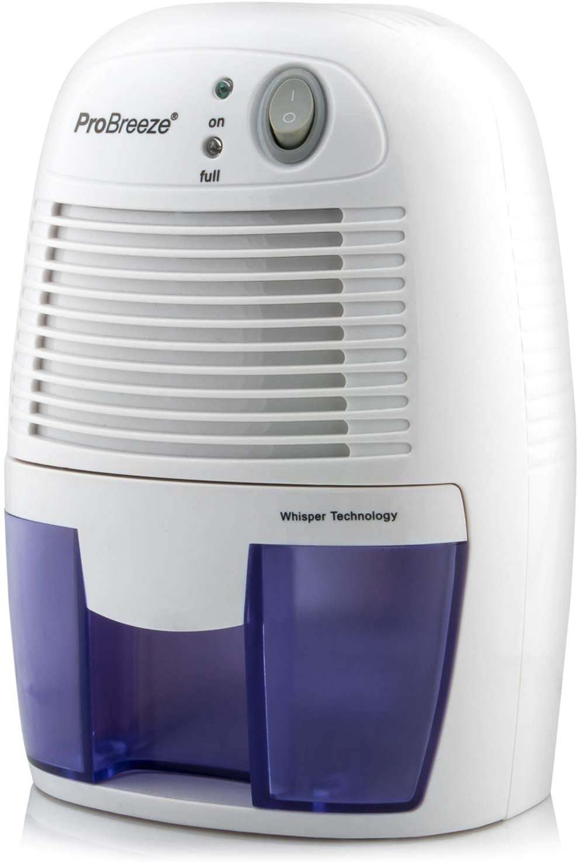 Pro Breeze Electric Dehumidifier, Portable Mini Dehumidifier