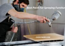 best paint for spraying furniture