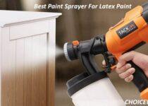 best paint sprayer for latex paint